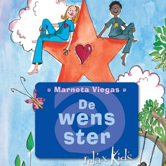 Boek cover Relax Kids - De Wens Ster van Marneta Viegas (Onbekend)