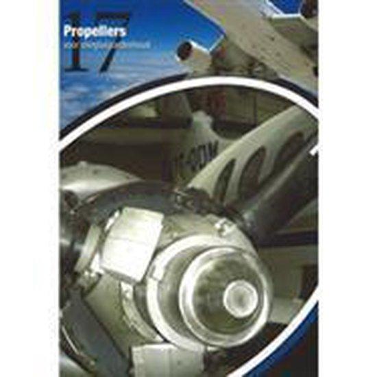 Theorieboek Propellers voor vliegtuigonderhoud 17 - I. de Graaf  