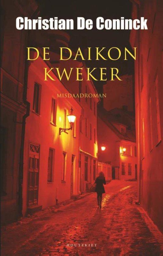 De daikonkweker - Coninck, Christian de  