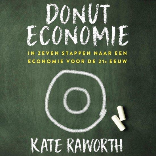 Boek cover Donuteconomie van Kate Raworth (Onbekend)