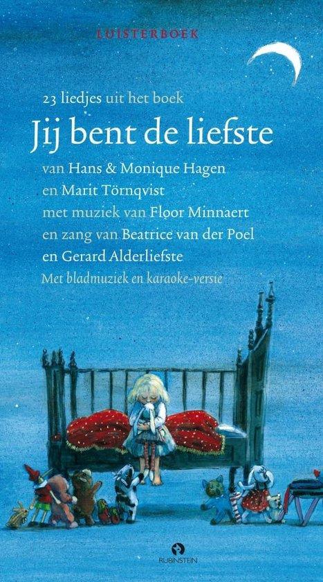 Boek cover Jij bent de liefste van Hans Hagen (Onbekend)