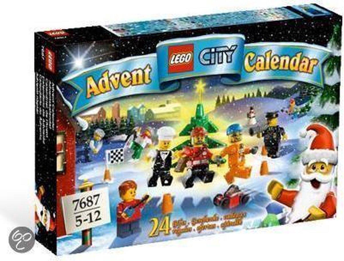 LEGO City Kalender - 7687