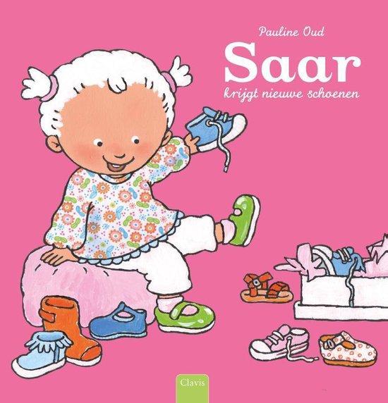 Saar krijgt nieuwe schoenen - Pauline Oud | Readingchampions.org.uk