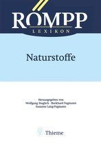 RÖMPP Lexikon Naturstoffe, 1. Auflage, 1997