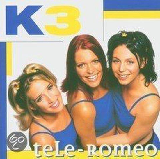 CD cover van Tele - Romeo van K3