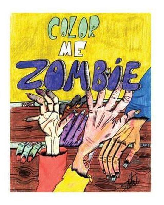 Color Me Zombie