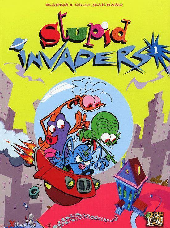 Stupid Invaders - Olivier Jean-Marie |