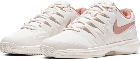 Nike Air Zoom Prestige Cly Sportschoenen Dames - Phantom/Mtlc Red Bronze