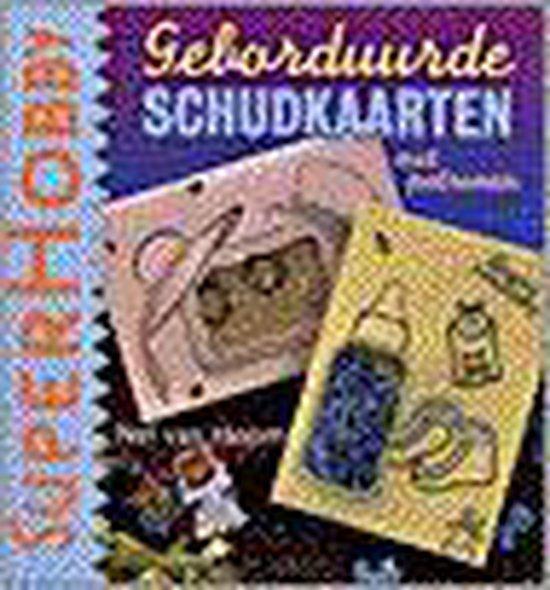 GEBORDUURDE SCHUDKAARTEN - Van Hoorn |