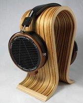 Sieveking Sound Hoofdtelefoonstandaard  Zebrano