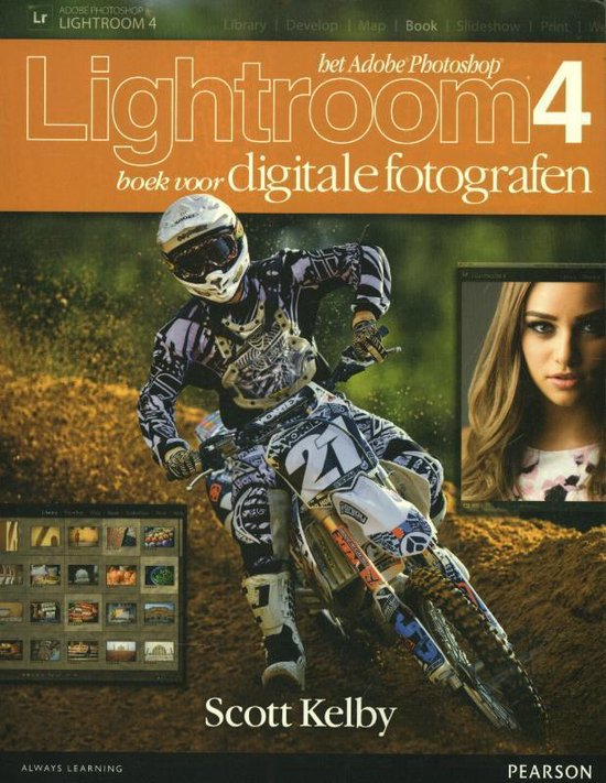 Het Adobe Photoshop Lightroom 4 boek voor digitale fotografen - Scott Kelby |