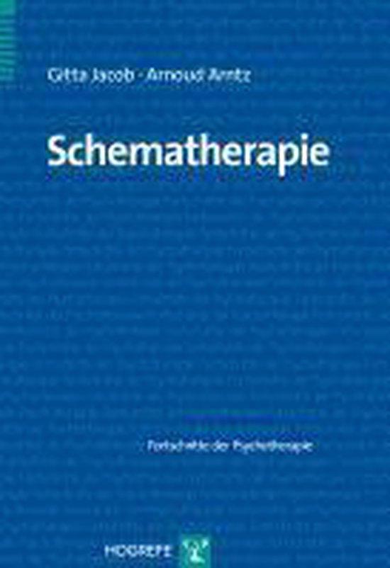 Boek cover Schematherapie van Gitta Jacob (Paperback)
