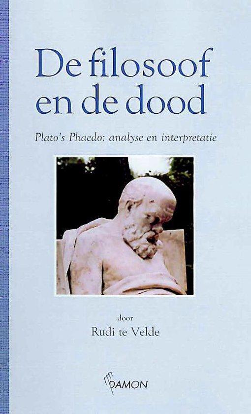 De filosoof en de dood - R. te Velde |