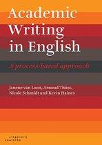 Boek cover Academic Writing in English van Janene van Loon (Paperback)