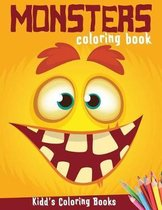 Monsters Coloring Book