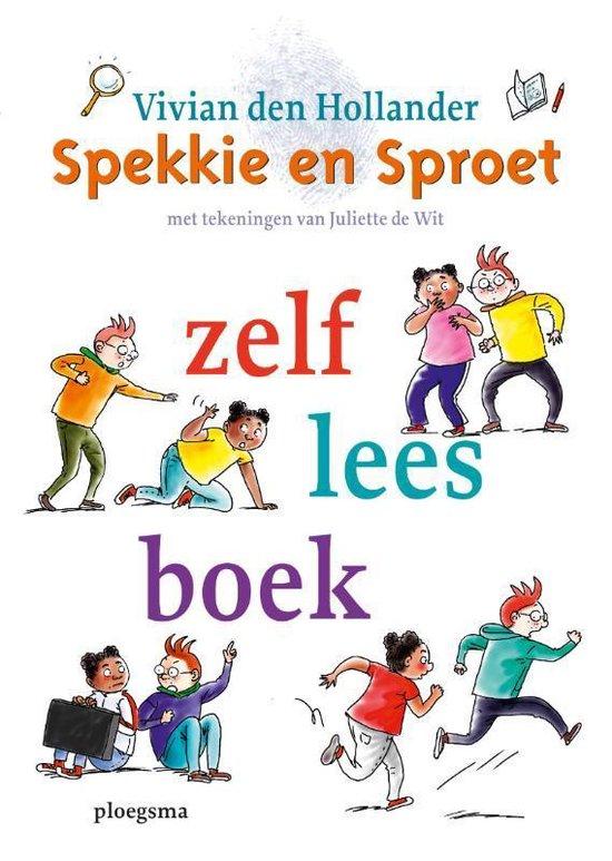 Spekkie en Sproet zelf lees boek - Vivian den Hollander |