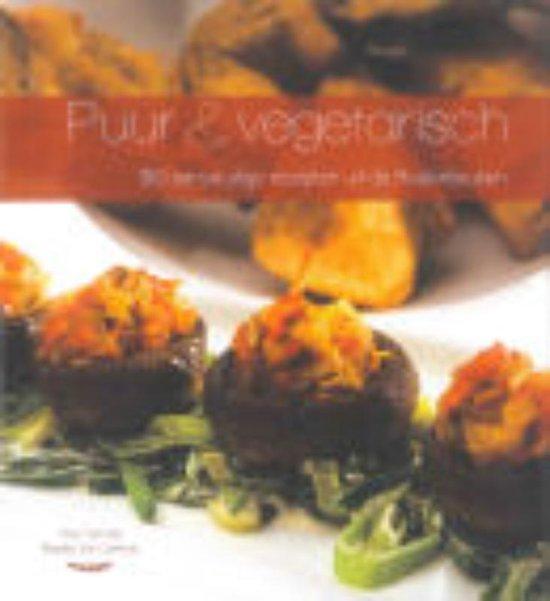 Puur & Vegetarisch - Tine Tomme | Fthsonline.com