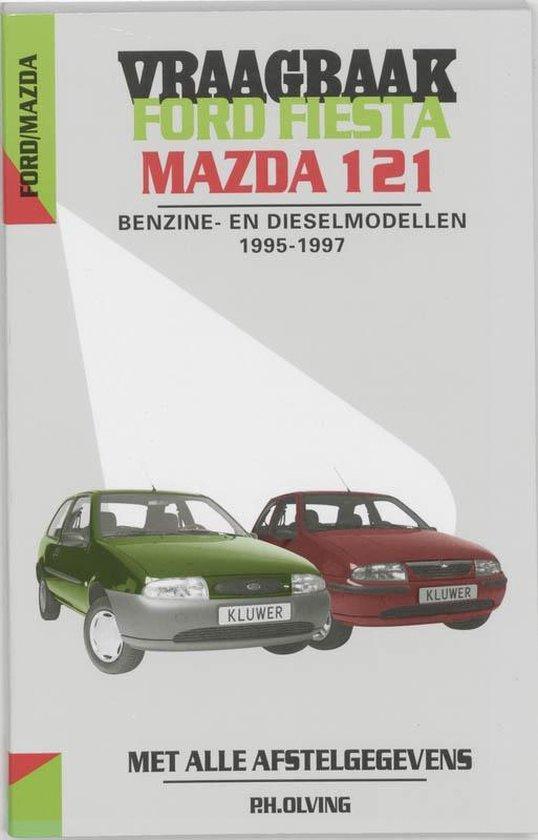 Autovraagbaken - Vraagbaak Ford Fiesta/Mazda 121 Benzine- en dieselmodellen 1995-1997 - P.H. Olving |