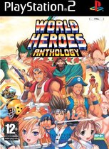 World Heroes Anthology /PS2