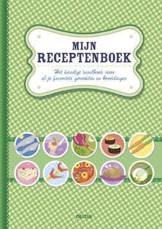 Verwonderend bol.com | Mijn receptenboek FU-48