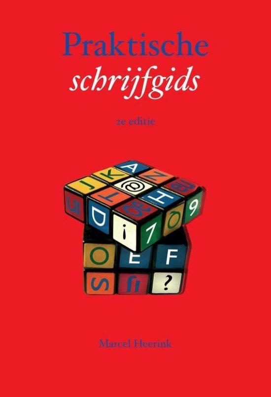 Praktische schrijfgids - M. Heerink | Readingchampions.org.uk