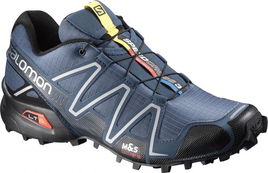 bol.com | Salomon Speedcross 3 Slateblue/Black - 11
