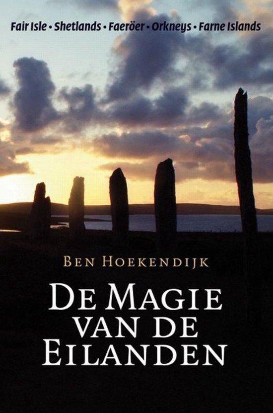 Cover van het boek 'De magie van de eilanden' van Ben Hoekendijk