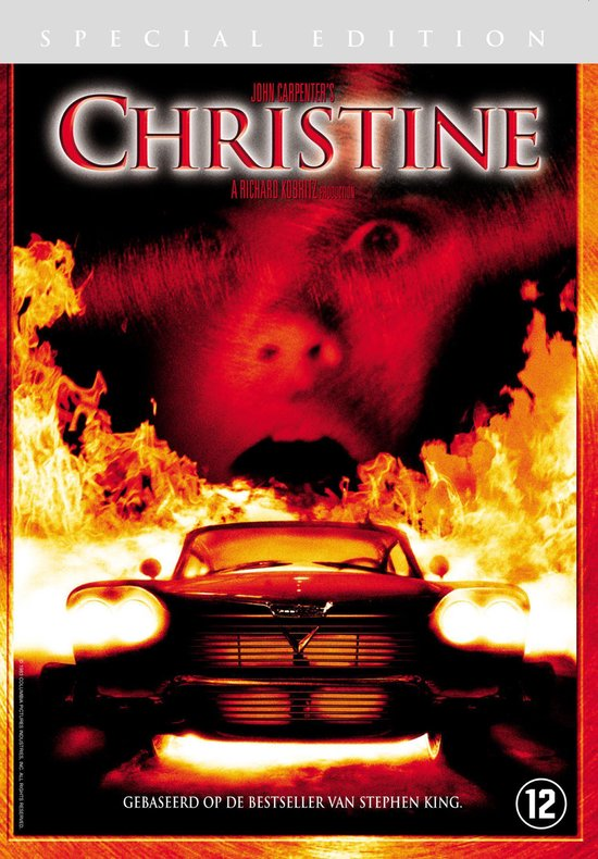 Cover van de film 'Christine'
