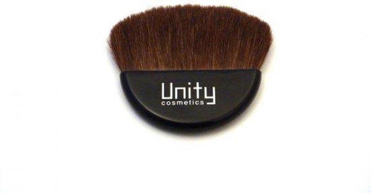 Unity Cosmetics Halvemaans kwast - Unity Cosmetics