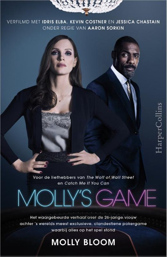 Molly's Game - Molly Bloom |