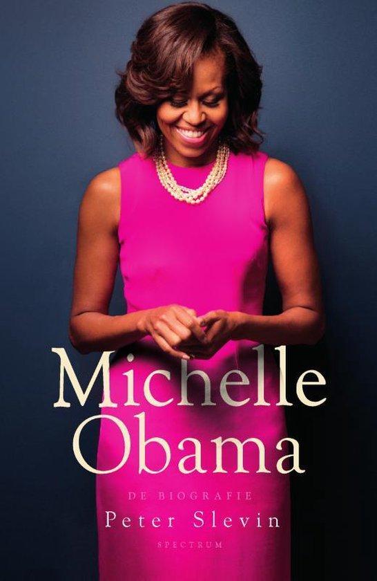 Boekomslag voor Michelle Obama