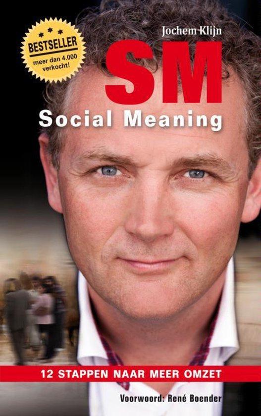 Cover van het boek 'Social Meaning'