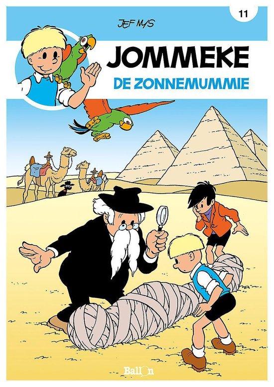 Jommeke 011 - Zonnemummie (new look) - Jef Nys pdf epub