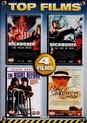 Top Films ( Kickboxer 2 / Kickboxer 3 / the Night Before / August )
