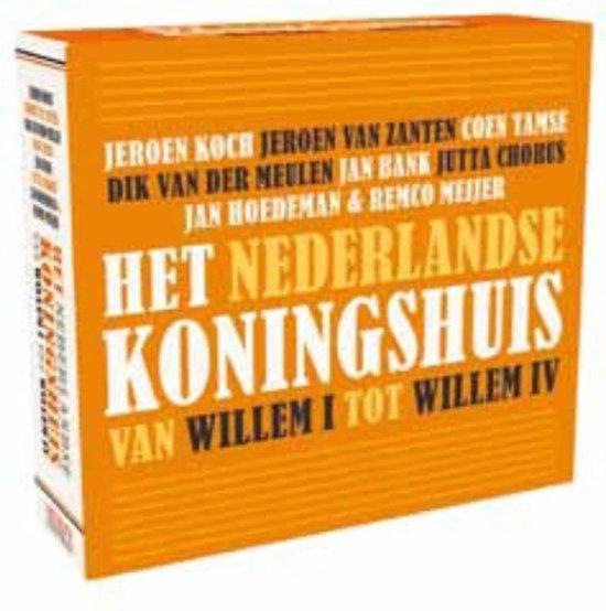 Boek cover Het Nederlandse koningshuis van Jeroen Koch (Onbekend)