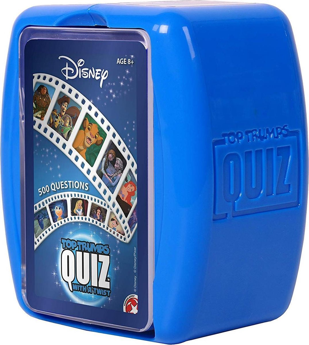 Disney Classic Top Trumps Quiz Game (Engels)