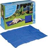 Koelmat voor huisdieren - 40x50 cm - verkoelende mat met koelgel voor katten en honden