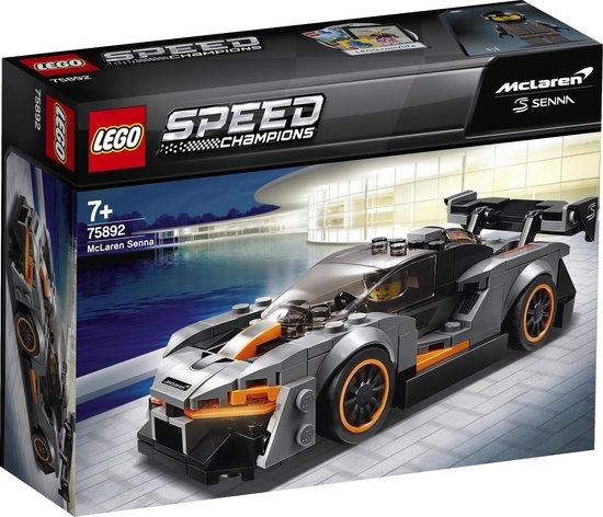 LEGO Speed Champions McLaren Senna - 75892