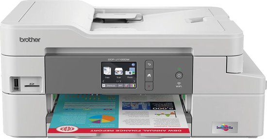 Brother DCP-J1100DW - All-In-One Box Inktjet Printer