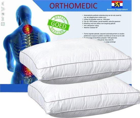 OrthoMedic Box Hoofdkussen