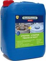 Schoomaakproduct verwijderen roestvlekken vloeren in beton, natursteen, terrazzo, tegels - Guard Cleaner Rust 2L