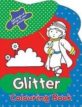 Glitter Colouring Book