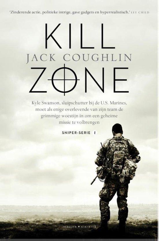 Sniper-serie 1 - Kill zone - Jack Coughlin |