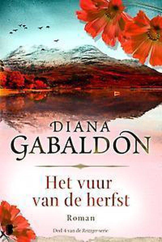 Reiziger - Het vuur van de herfst - Diana Gabaldon | Fthsonline.com