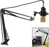 Microfoon Standaard Flexible, broadcast microfoonarm, flexibele tafel microfoonstandaard