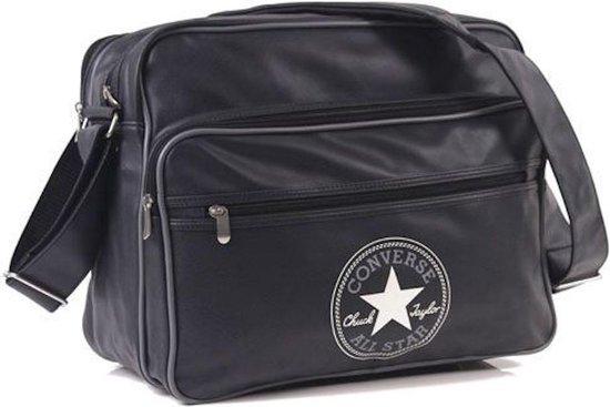 | Converse Retro Collection A4 laptop tas zwart 23RTO40
