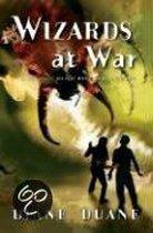 Boek cover Wizards At War van Diane Duane