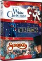 White Christmas/little Prince/scrooge