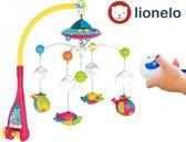 Lionelo Liva multifunctionele carousel met afstandsbediening, projectie en muziek