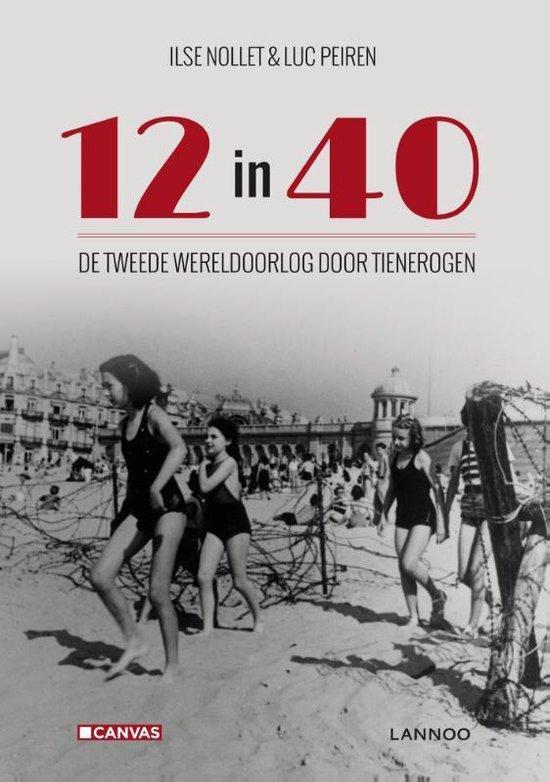 12 in 40 - Ilse Nollet |
